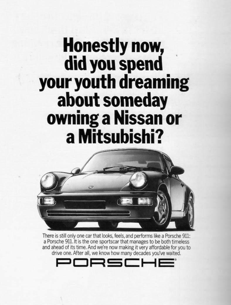 porsche-911-advertisement