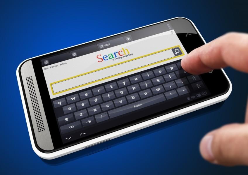 mobile-search